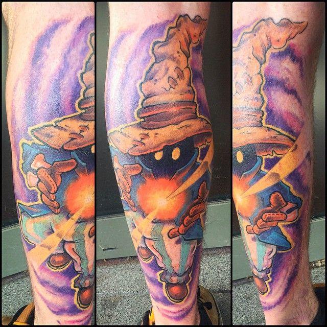 Fantasy Tattoo Sleeve: Final Fantasy Tattoo Sleeve - Google Search