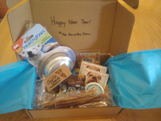 BarkBox (monthly box of surprises for your pup!) Yes!!  https://barkbox.com/