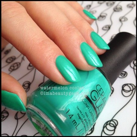 Ceramic Glaze Swatches Summer Hotness You Needa Have Nail Polish Nails Manicure
