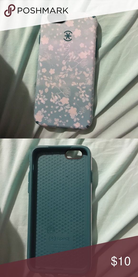 IPhone 6/6s case Speck phone case perfect condition. Great for protecting your phone (: Brandy Melville Accessories Phone Cases