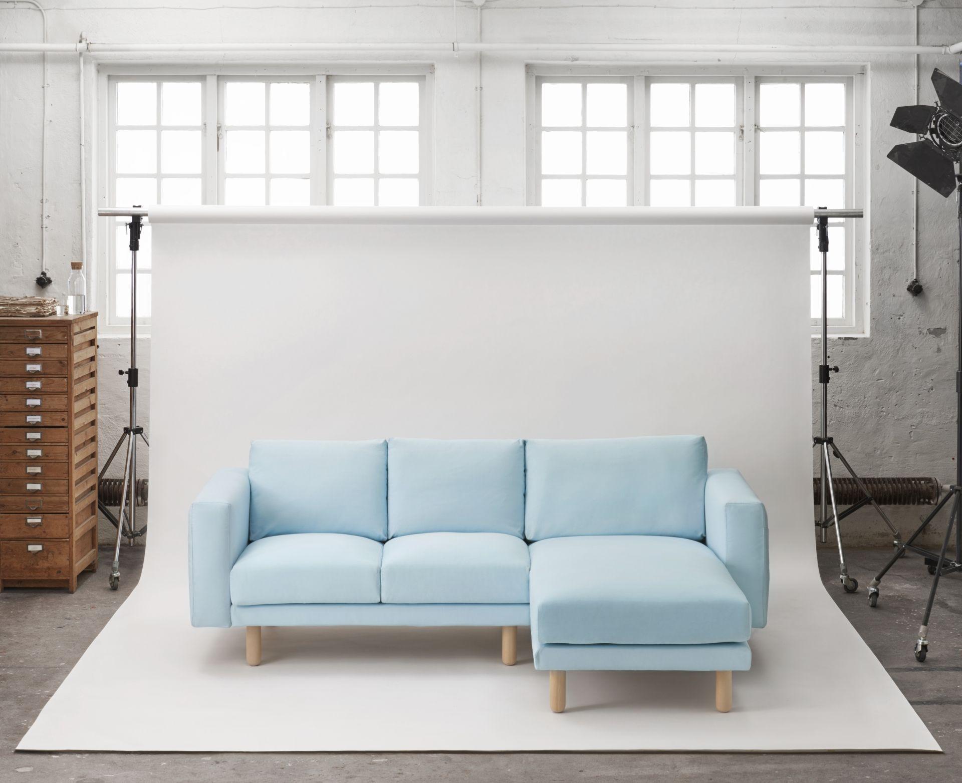 Loungebank Kussens Ikea : Bank ikea norsborg norsborg zitselement edum heldergroen