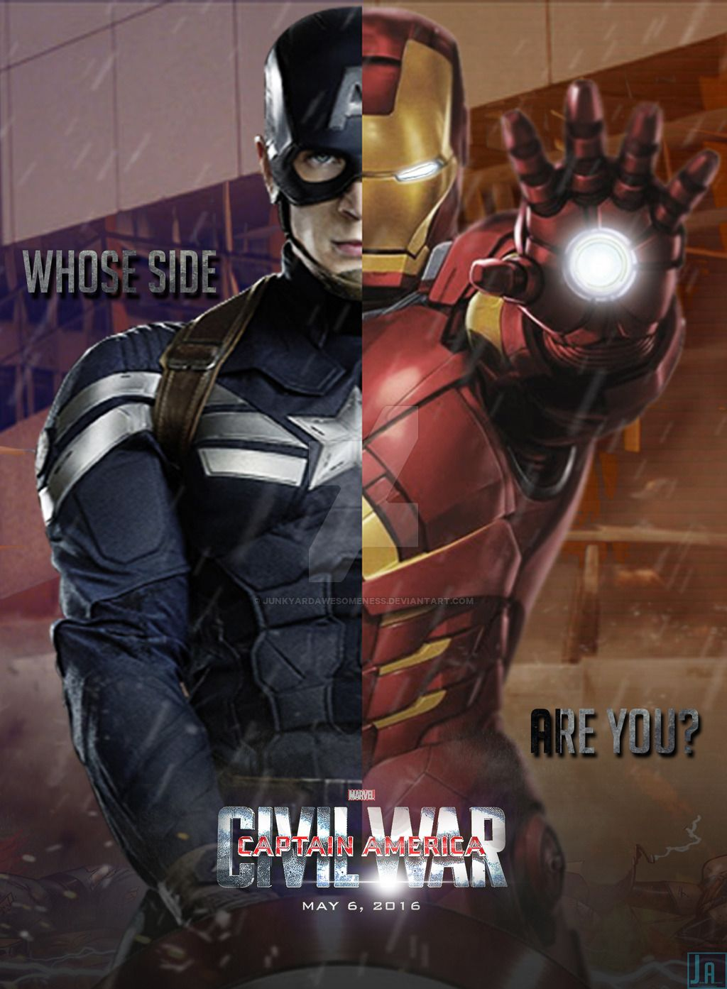 Photos Captain America Civil War Wallpaper
