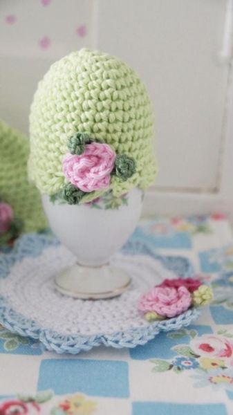 Eierwärmer | Eggs | Pinterest