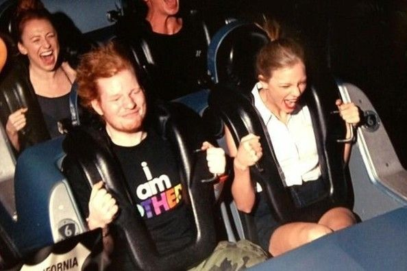 Spotted Taylor Swift Even Looks Flawless While Screaming On A