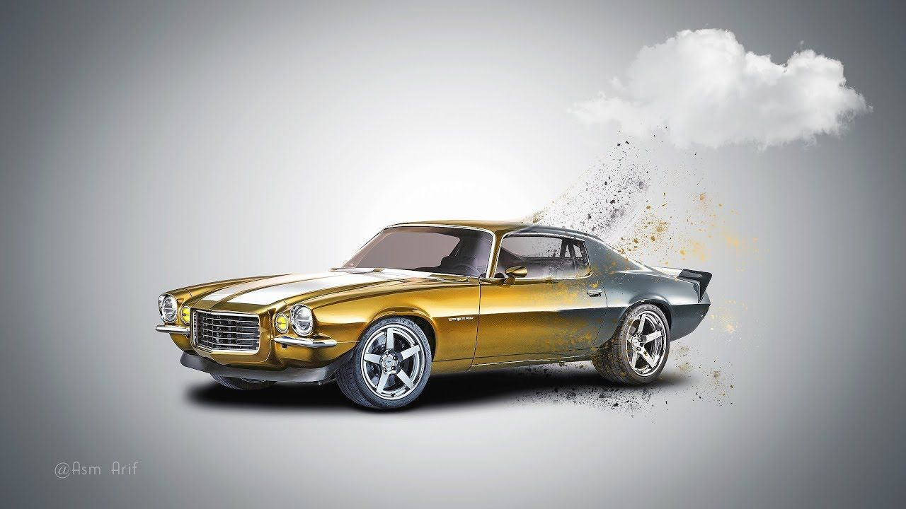 Photoshop tutorial transform car with dispersion effect old to photoshop tutorial transform car with dispersion effect old to new baditri Image collections