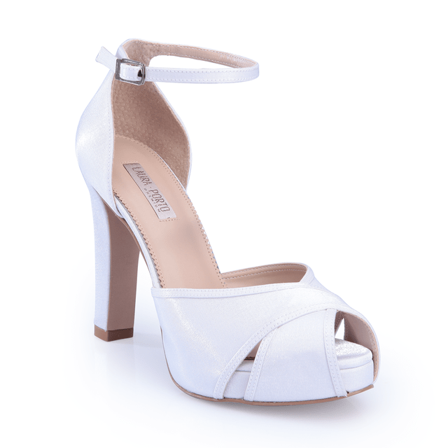 0014faa47 Sapato de noiva modelo