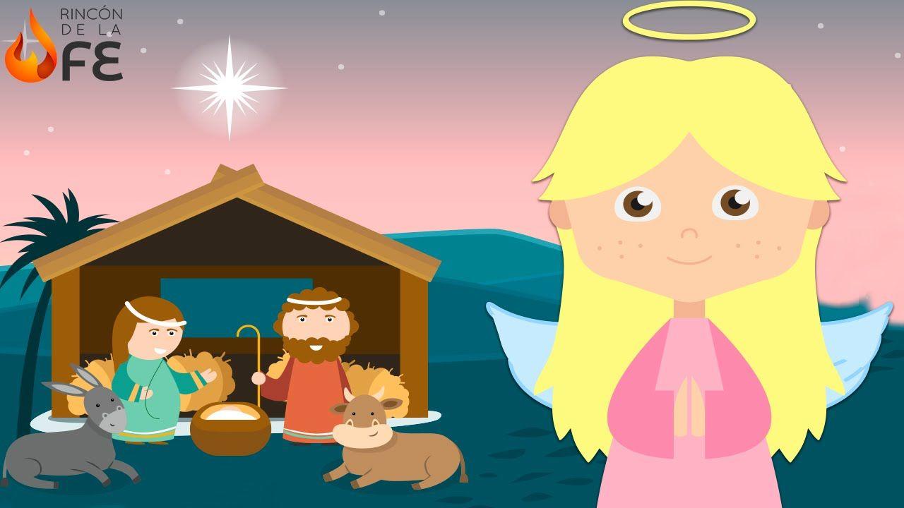 El Nacimiento De Jesús Cuentos Cristianos De Navidad Cuentos Infanti Nacimiento De Jesus Navidad Preescolar Navidad Nacimiento De Jesus