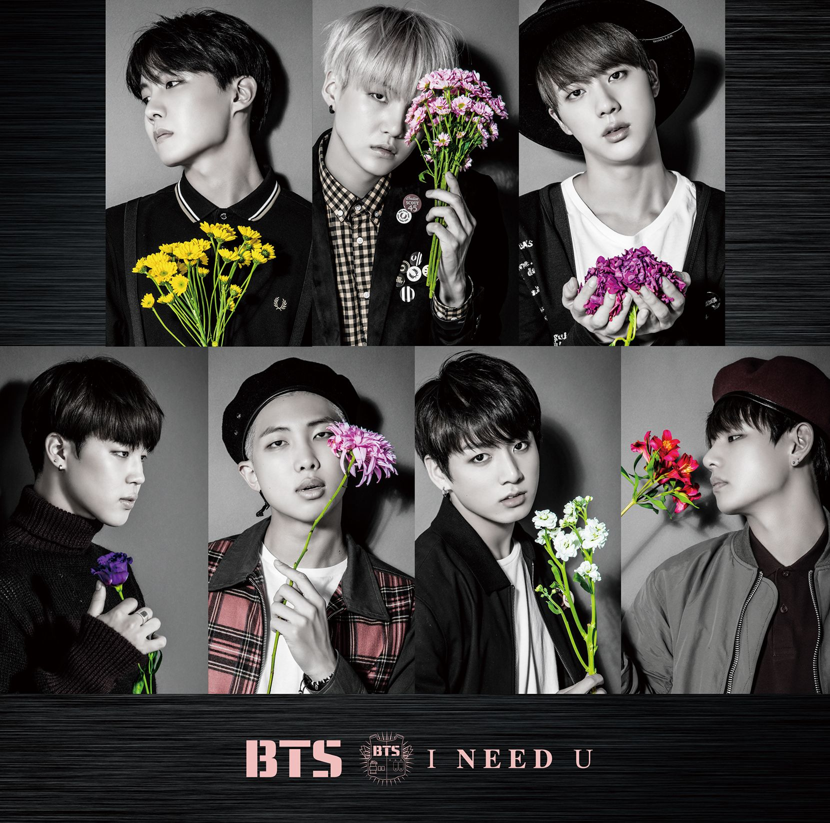 BTS - I NEED YOU