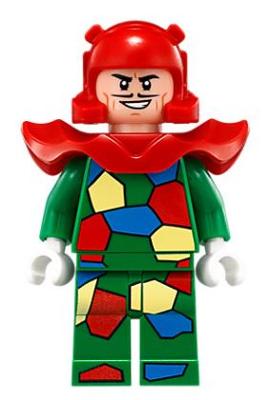 Lego Crazy Quilt 70921 Batman Movie Super Heroes Minifigure