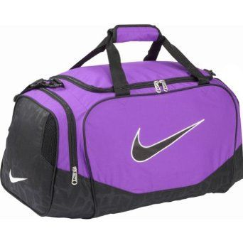 5f3953661925 clee08 s save of Amazon.com  Nike Brasilia 5 X Small Duffle - Bright  Violet  Clothing on Wanelo