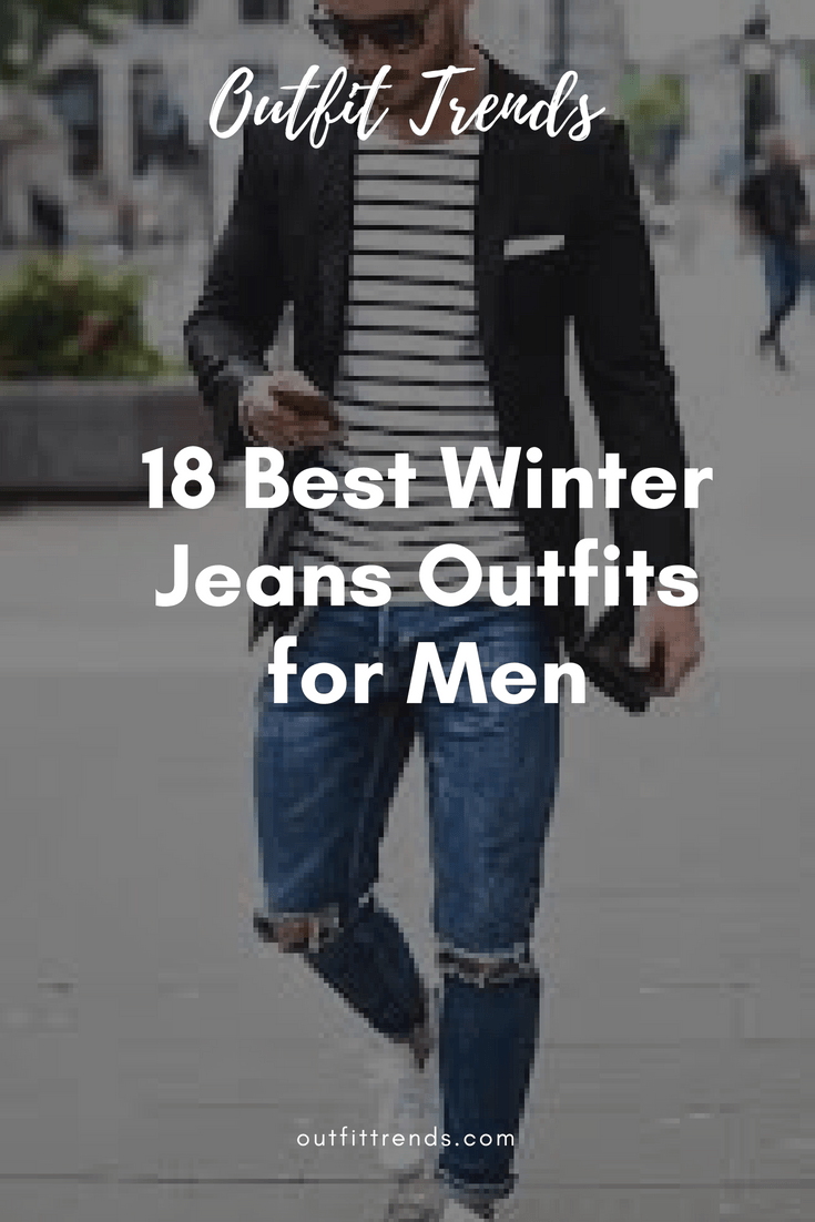 pics 18 Best Winter Outfits Ideas For Men To Stay Fashionably Cozy