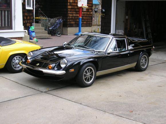 1974 Lotus Europa John Player Special Edition