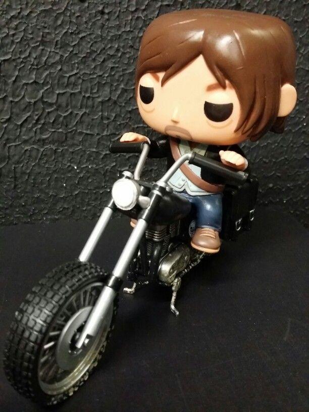 Funko Pop Rides Daryl Dixon The Walking Dead