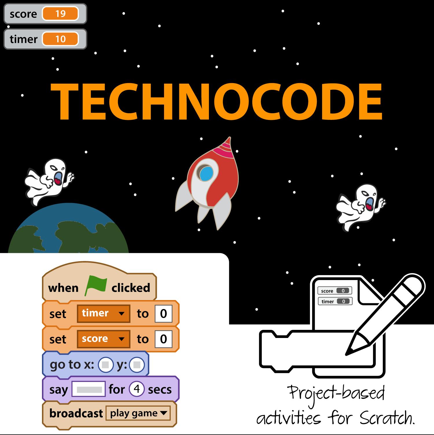 TechnoCode Coding lessons, Stem education activities