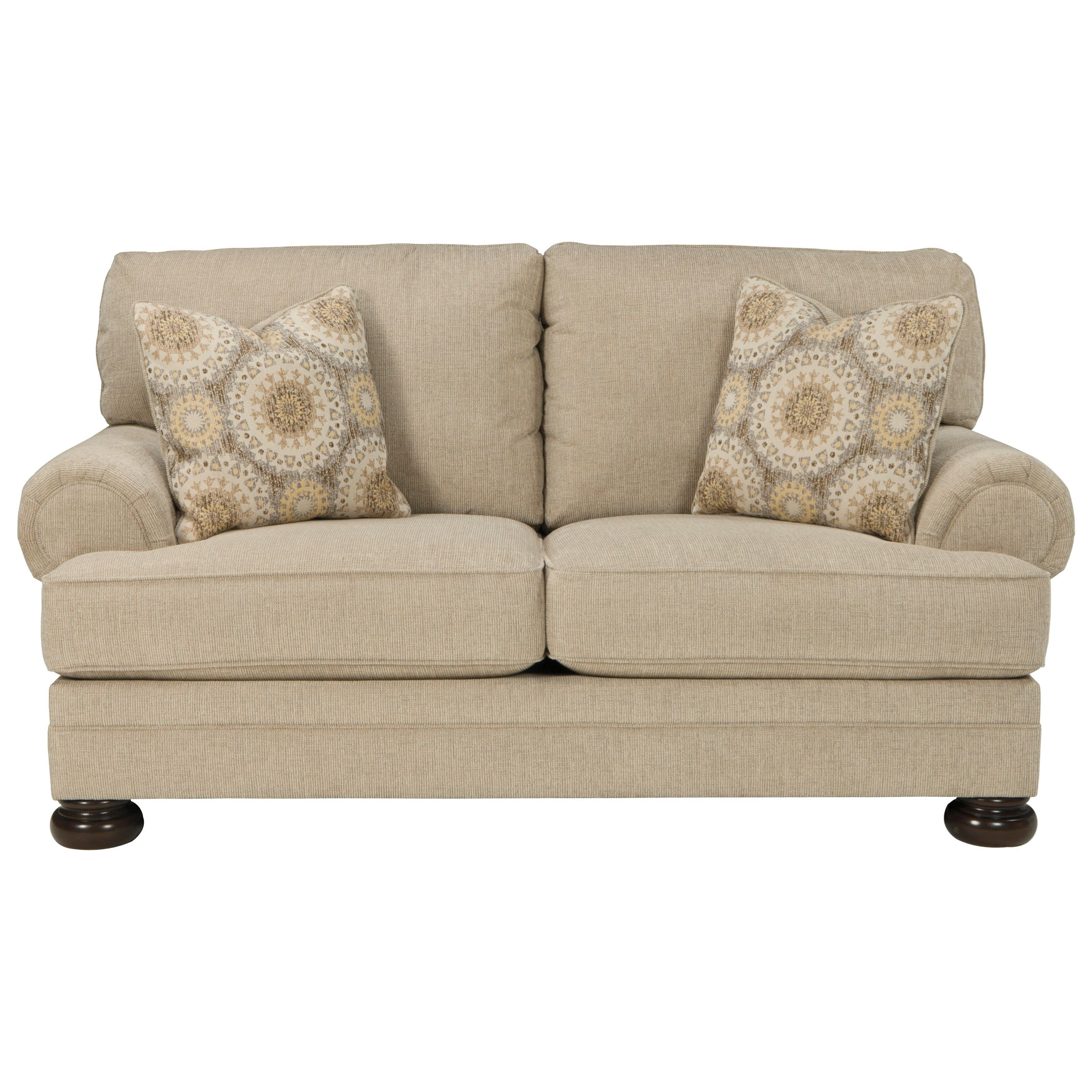 Quarry Hill Loveseat by Benchcraft Love seat, Ashley