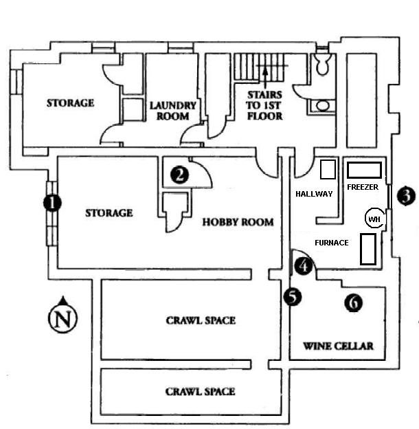 Jonbenet Ramsey House Yahoo Image Search Results – Jonbenet Ramsey House Floor Plan
