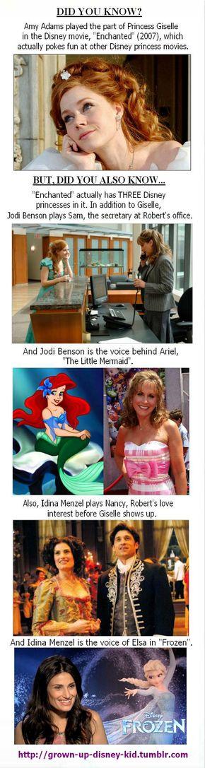 "Disney Movie Trivia -""Enchanted"""