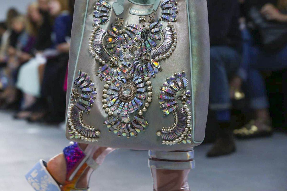 Manish Arora Ready to Wear Spring Summer 2015 Collection in Paris