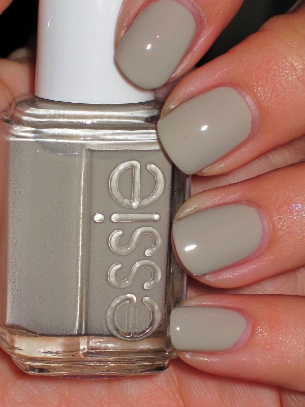 Essie Playa Del Platinum   I Got Nail Polish On My SATs   Pinterest ...