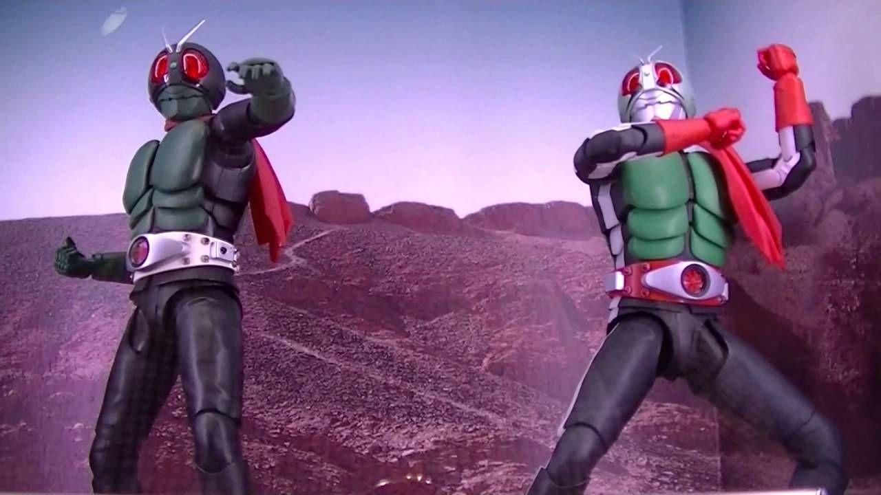 S.H.Figuarts Kamen Rider Dark Kabuto & More Kamen Rider Stuff 仮面ライダー @ 2...