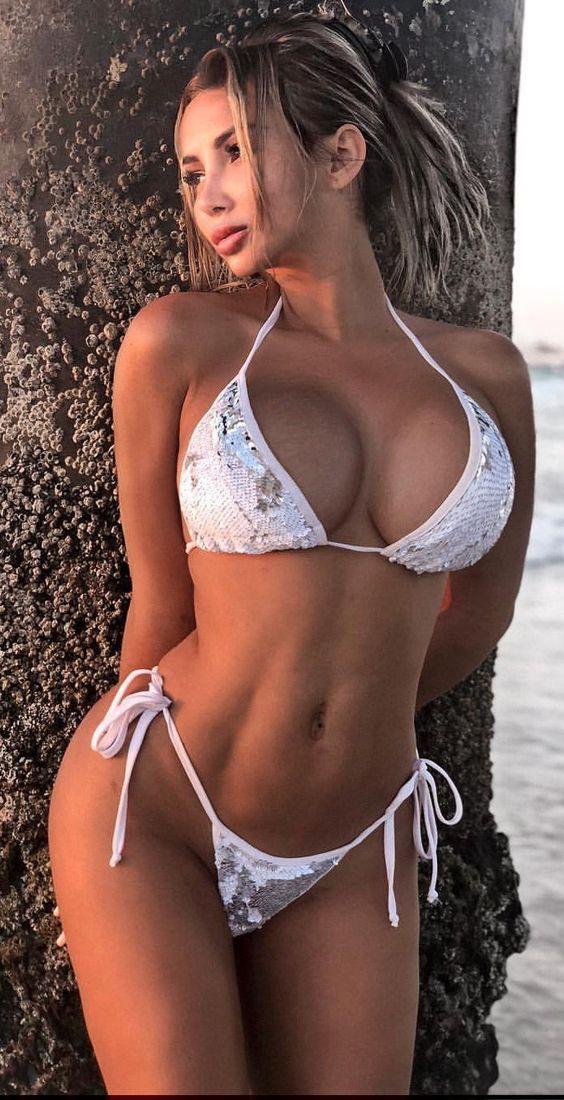 Pin En Bikinis