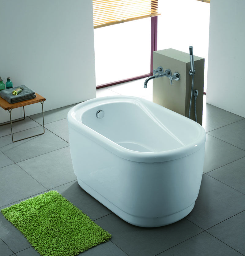 HS-BZ632 new design bathtubs tubs,acrylic sitting bathtub 120 cm ...