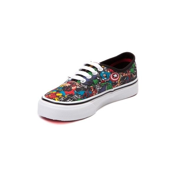 Youth Vans Authentic Avengers Skate