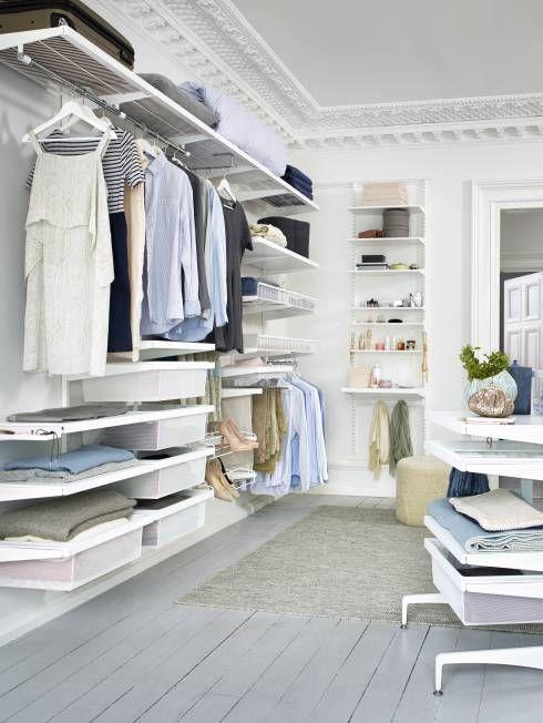 Bereitet euren Kleiderschrank auf den Frühling vor! Architecture