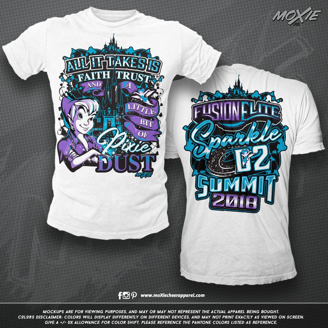 68685c821 Check it out! Our custom screen print t-shirts for Fusion Elite D2 ...