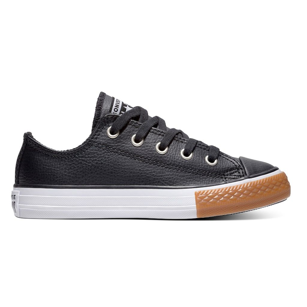 Boys' Converse Chuck Taylor All Star Leather Sneakers