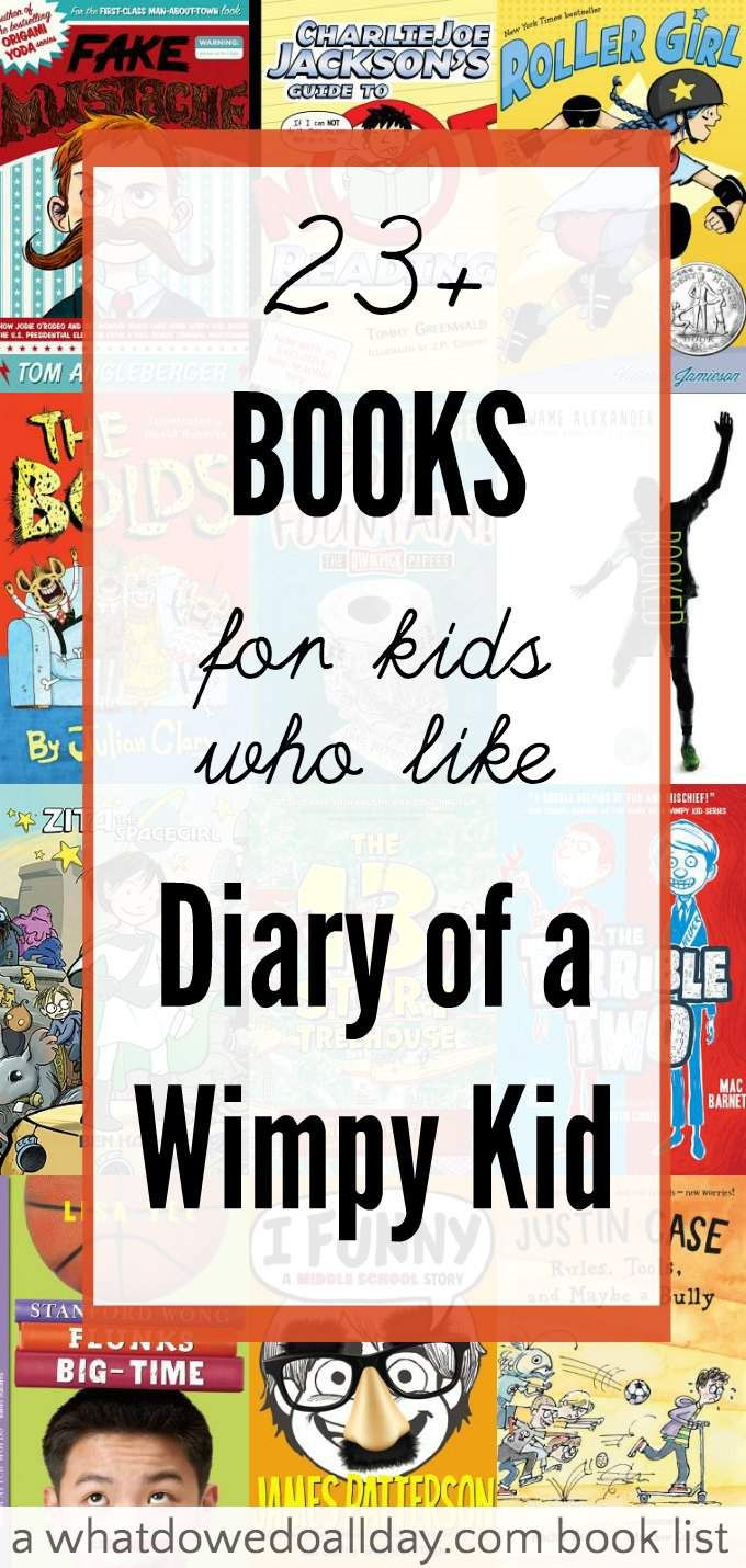 23 amazing books for kids who like diary of a wimpy kid chapter books like diary of a wimpy kid that kids will love a variety of chapter books on this list solutioingenieria Choice Image