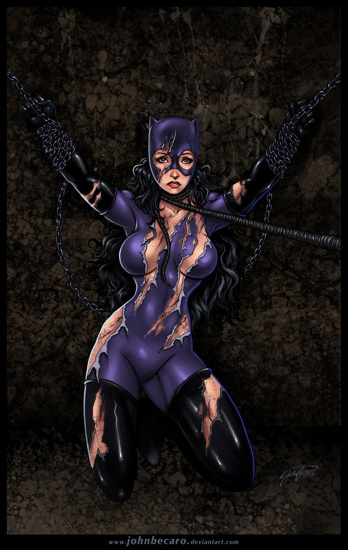 Beat And Bound 5 Catwoman By Andrewr255  Catwoman -5554
