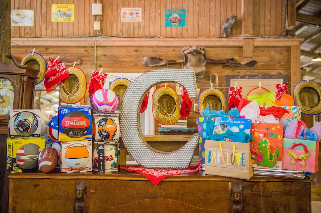 Barn-Themed First Birthday Party in 2019 | First birthday ...