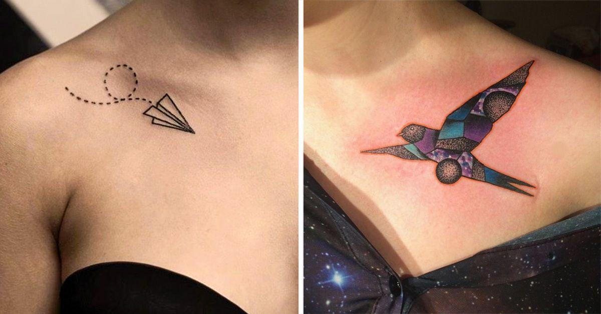 21 Tatuajes Pequenos Pero Con Grandes Significados Tatuajes