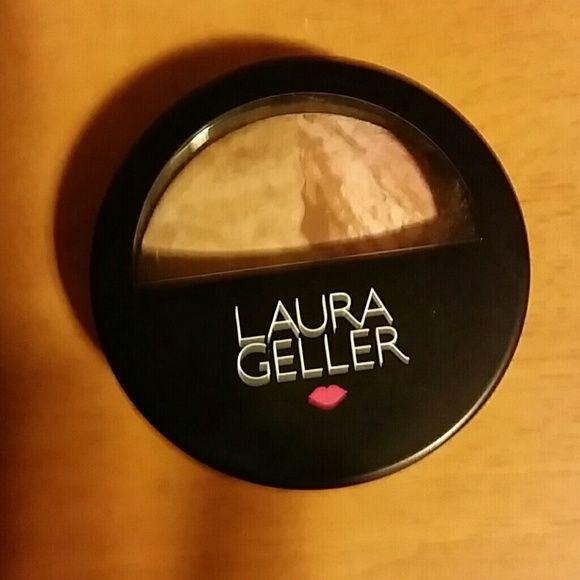 Laura Geller Baked Balance&Bronze Laura Geller Baked Balance&Bronze in medium, full sized product, brand new, never used Laura Geller  Makeup Bronzer