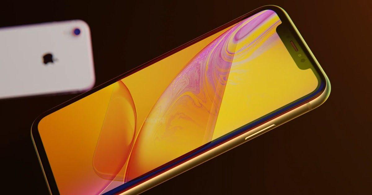 تم الإعلان عن هاتفiphone Xr في عام 2018 وابتداء من 749 دولارا لقد استعار Iphone Xr مبادئ التصميم من أجهزة Apple الراقية بينما In 2020 Iphone Apple New Retina Display