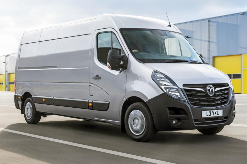 2020 Opel Movano Style Opel Automotive News Automobilia