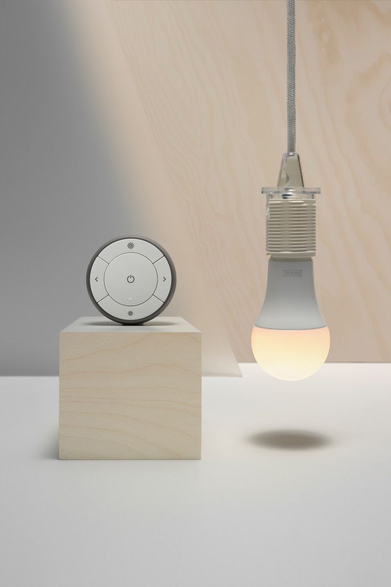 Tradfri Set Mit Gateway Weissspektrum Ikea Deutschland Led Lampe Fernbedienung Beleuchtung