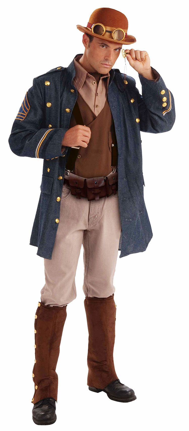 66151-Steampunk-General-Costume-large | Steampunk costume ...