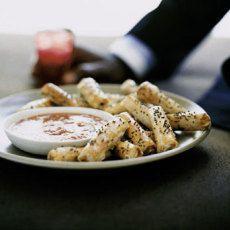 Moroccan-Style Chicken Phyllo Rolls
