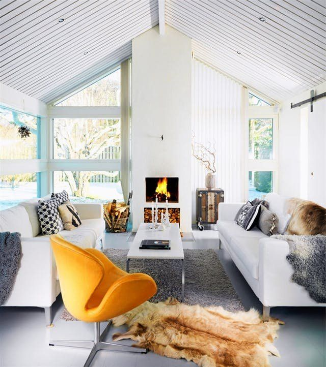 How To Set Up Your Living Room Without A Focus On The Tv Home Living Room Living Room Scandinavian Home