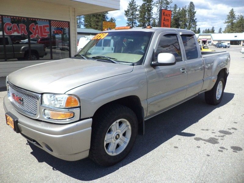 2003 Gmc Sierra 1500 Awd Supercharged Denali Ext Cab Ext Cab