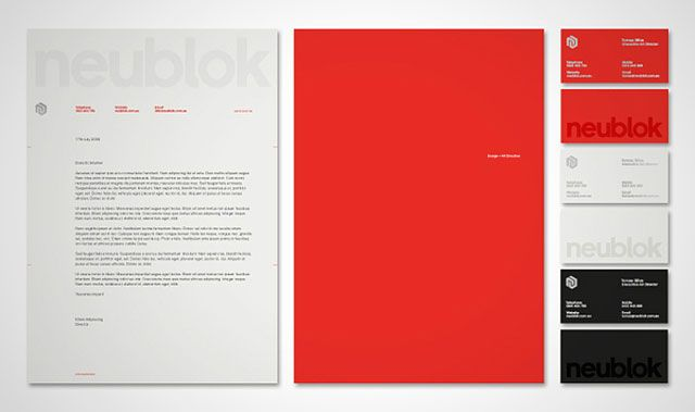 30 creative and professional letterhead designs for your - corporate letterhead