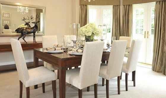 Decoración comedores modernos | Design | Dining, Dining room, Dining ...