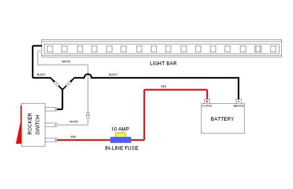 How To Install Led Light Bar  With Images