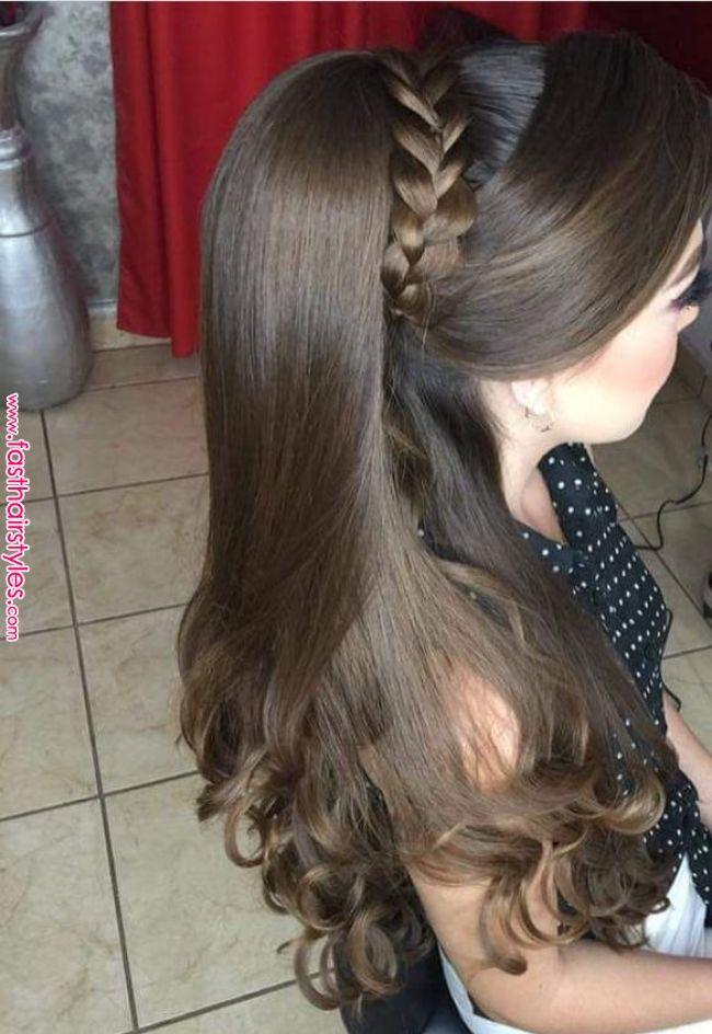 17 Peinados bonitos cabello suelto