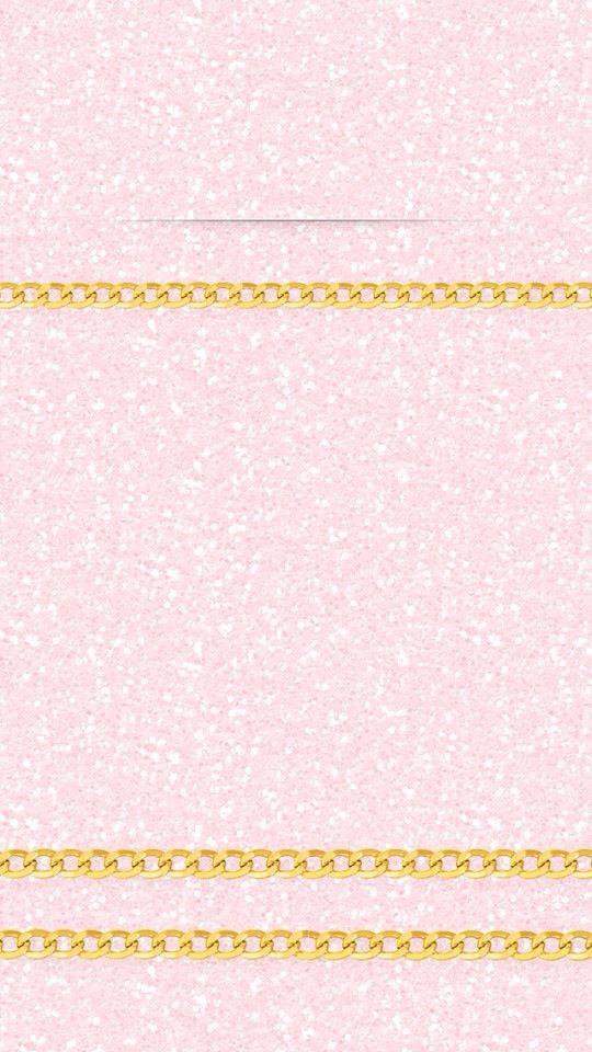 Pink glitter lockscreen iphone5