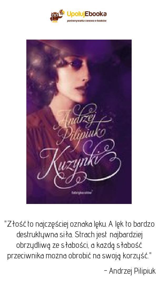 Kuzynki Andrzej Pilipiuk Ebook Książka Cytaty Z Książek