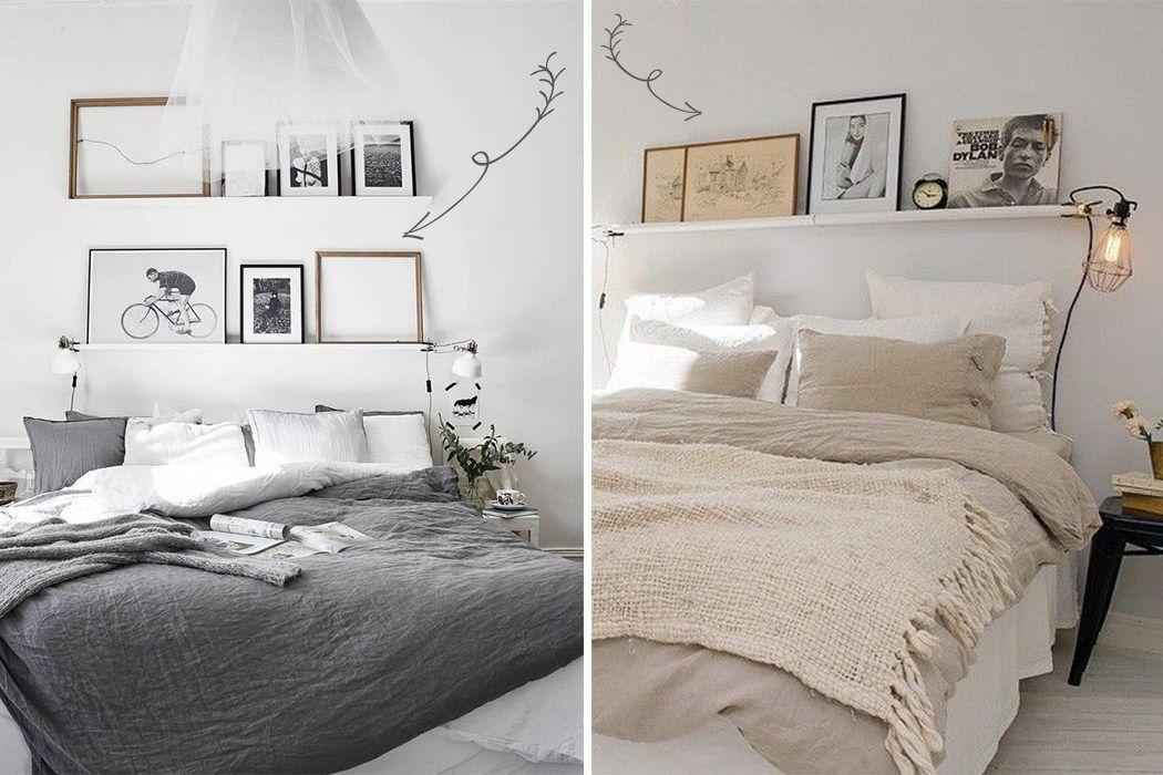 Id e d co la tablette murale partout et pour tout id es - Idee de decoration pour chambre a coucher ...
