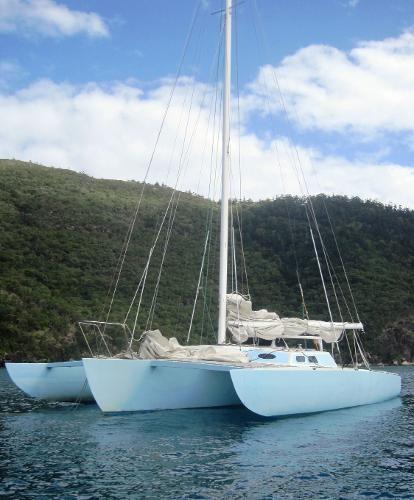 1974 Norman Cross 37 RR Trimaran, New South Wales - boats com